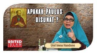 Apakah Paulus Disunat - Umi Irena Handono