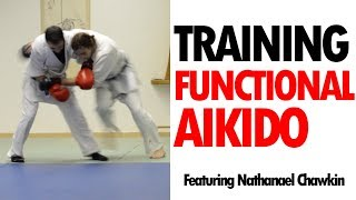 Functional Aikido Training for Aikido vs MMA Rematch • ft. Nathanael Chawkin