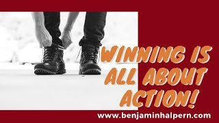 Wining is all about action!