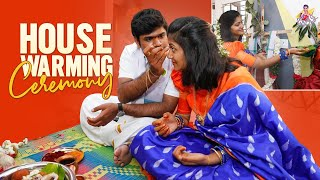 House Warming //home tour// Shiva Jyothi || Jyothakka