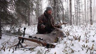 """A Hunting Story"" 2018 Alberta Whitetail"
