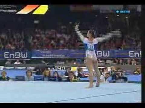 2007 World Gymnastics-All-Around Final-Part 12