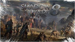 La Tierra Media: Sombras de Guerra   Capítulo 8   Asalto a la fortaleza