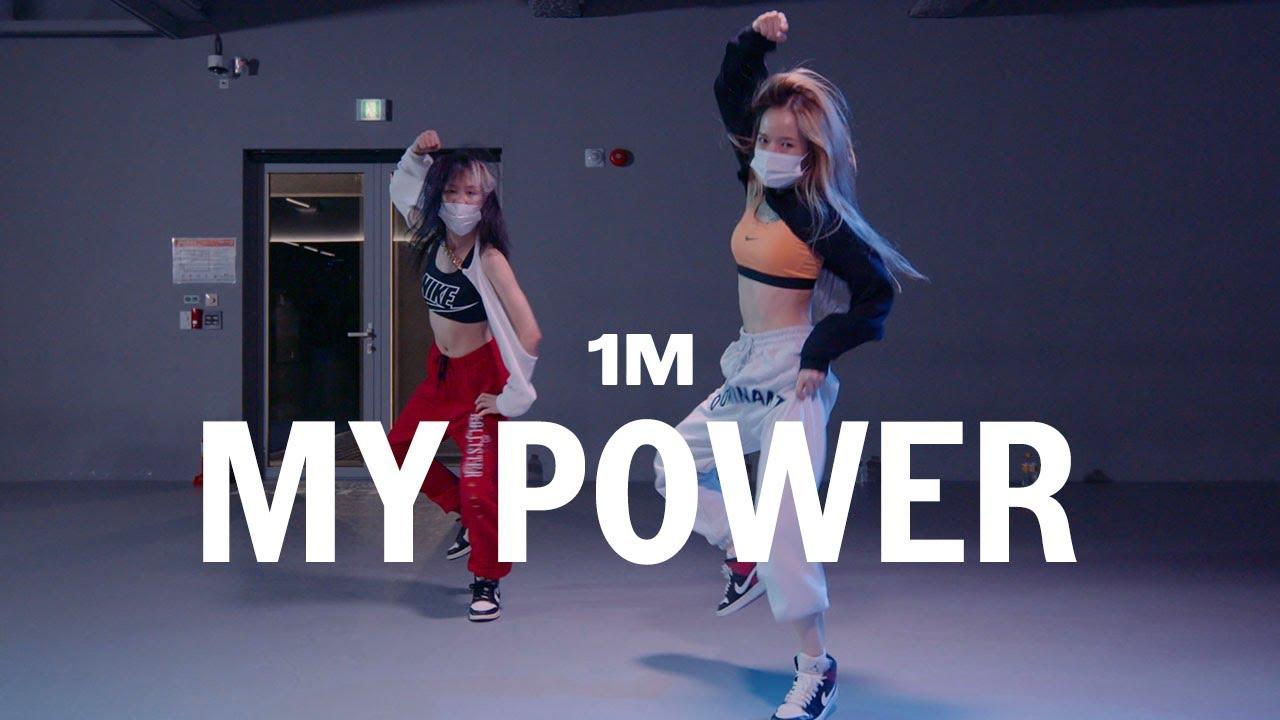 Beyoncé - MY POWER / Yeji Kim X Woonha Choreography