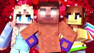 If Girls Loved Herobrine - Minecraft