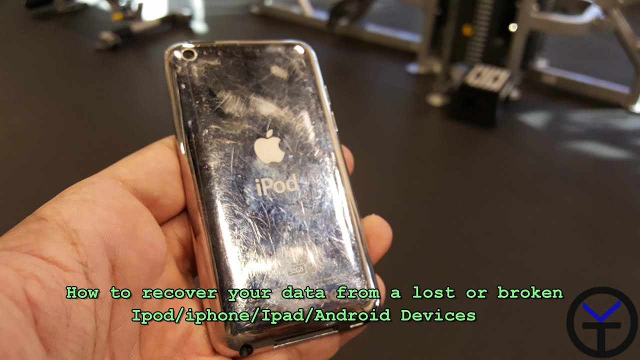 recover data from broken iphone recover your data from a lost or broken ipod iphone 8988