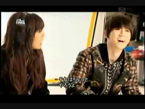 Dating Js Hyuna And