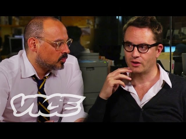 """Nic Refn on Ryan Gosling and """"Only God Forgives"""": VICE Podcast 011"""