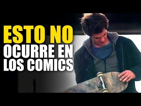 10 Cosas En Las Películas De Spider-Man Que No Ocurren En Los Comics