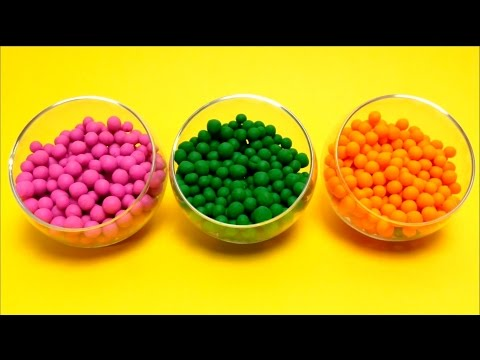 Play-Doh Dippin Dots Surprise Toys Unboxing