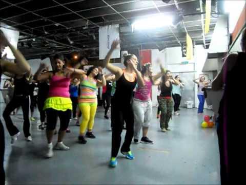 ZUMBA® fitness class with Mooran - Happy Birthday salsa