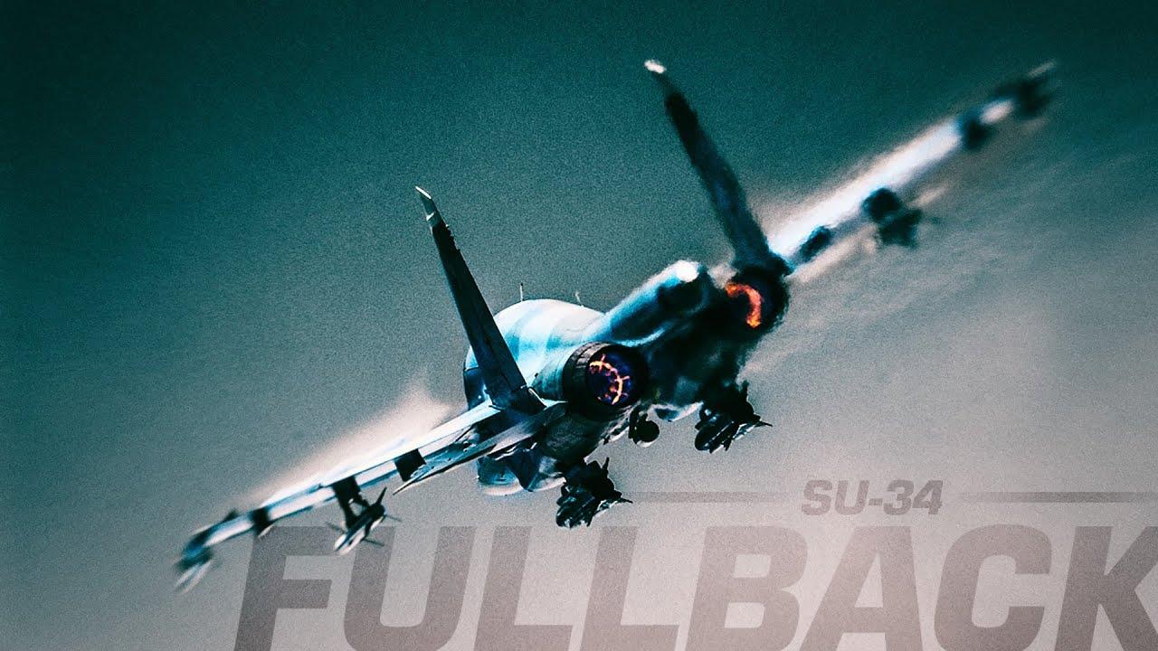 Sukhoi Su-34 Fullback - The Skyhammer