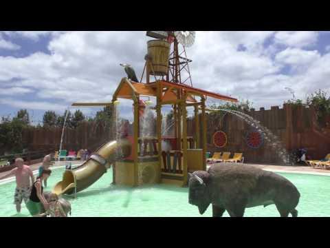 Lanzarote - Rancho Texas Park - Waterpark