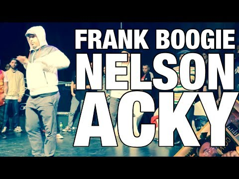 FRANK BOOGIE & NELSON & ACKY with Commentary