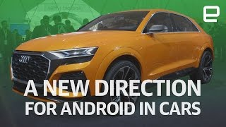 A new direction for Android in cars | Google I/O 2017