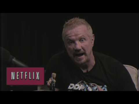 The Day or Night Show - Diamond Dallas Page Interview