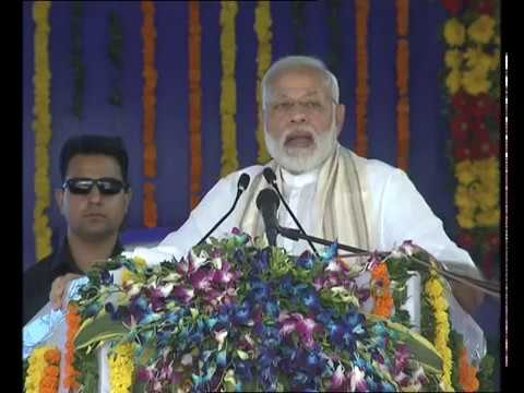 PM Modi's speech at inauguraton of Kiran Multispeciality Hospital in Surat, Gujarat