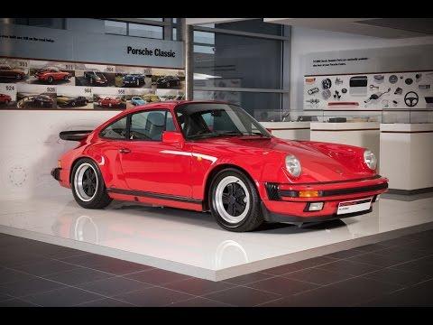 1989 Porsche 911 3.2 Carrera Sport - Porsche Classic Partner Leeds