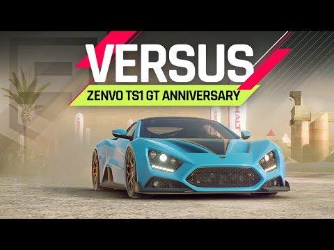 Asphalt 9: Zenvo TS1 GT Anniversary Versus