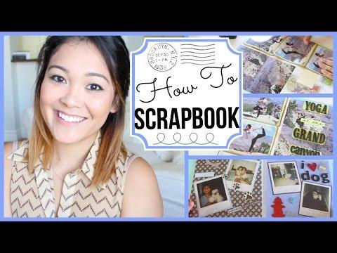 How To Scrapbook | JaaackJack