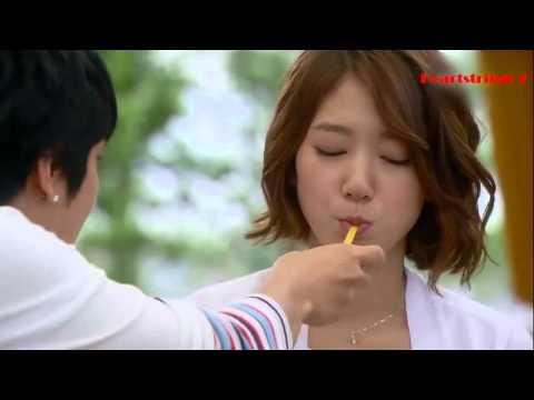 Se co thien than thay anh yeu em --- Jung Yong Hwa-Park Shin Hye-Lee Min Ho [fanmade]