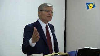 Pastor Zenon Korosteński - kazanie Słowa Bożego (Giżycko 2016)