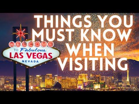 Things to Know Visiting Las Vegas 2021