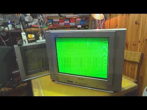 Ремонт телевизора DAEWOO KR2134FL. Курсы телемастеров.