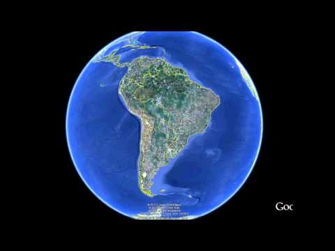Memorize South American Countries and Geography in under 5 minutes