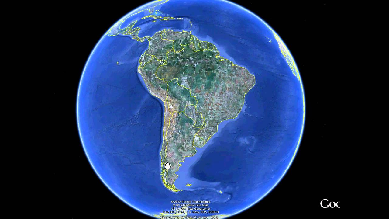 Memorize South American Countries and Geography in