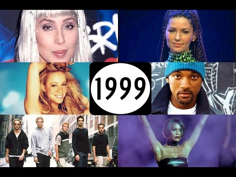 Billboard Hot 100 Top 100 Songs of Year End 1999