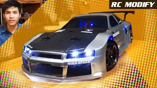 RC Modify 7 | NISSAN Skyline GTR R34