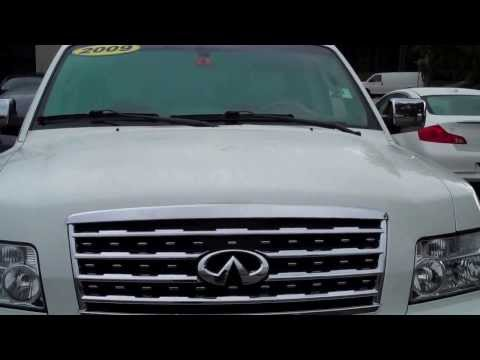 2009 Infiniti QX56 4WD Technology Package with 79,367 Miles From Infiniti of Nashua 7187A