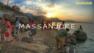 Massanjore Jharkhand | Massanjore Dam | Canada Dam Dumka | Bike Trip