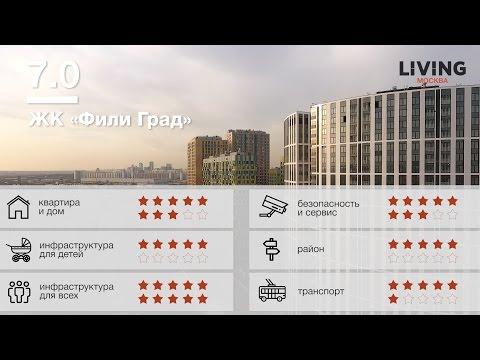 ЖК «Фили град» обзор Тайного Покупателя