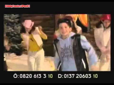 KIDDY CONTEST 2000 - Marco Klemmer & Daniela Vogel - Snowboardflitzer