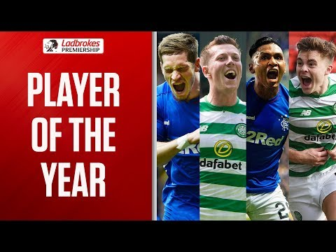 Who will Win the PFA Scotland Player of the Year?   SPFL
