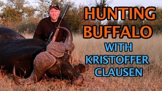 Hunting buffalo with Kristoffer Clausen
