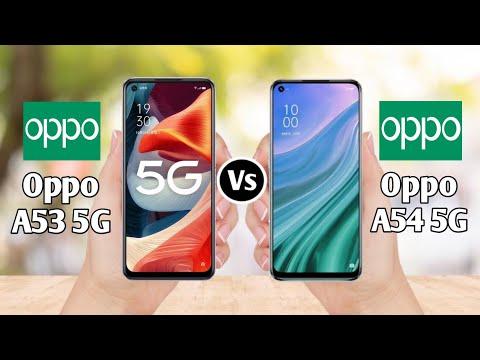 Oppo A53 5G Vs Oppo A54 5G