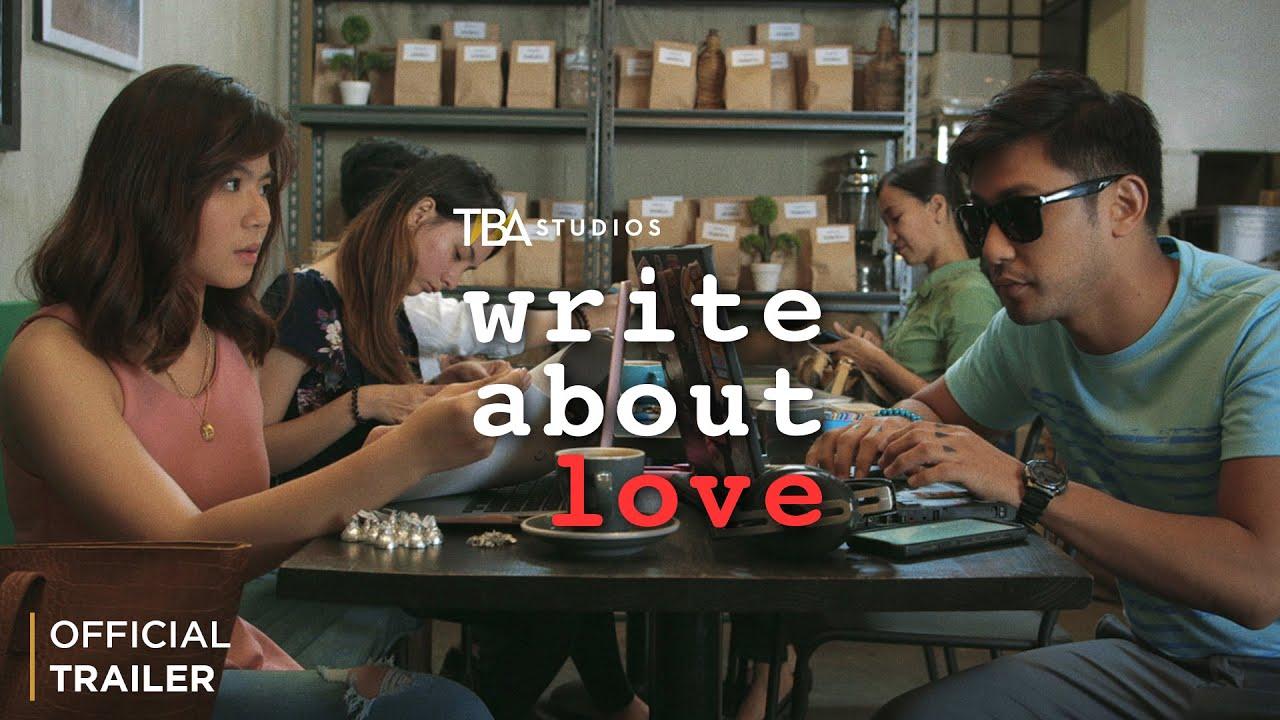 Write About Love (Official Trailer) | Miles Ocampo | Rocco Nacino | Yeng Constantino | Joem Bascon