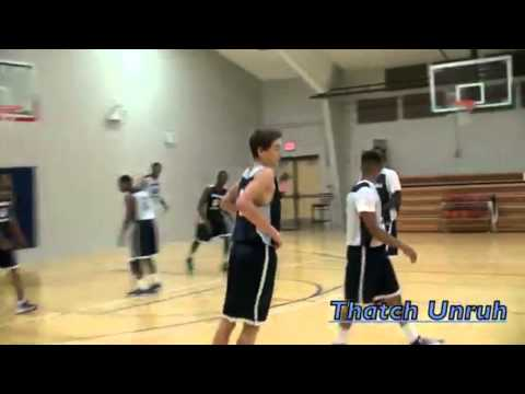 2014 Central Arkansas Basketball: Thatch Unruh