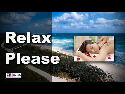 Relax Please | Relaxing Music for Stress Relief | Water Therapy | RSP WORLD