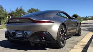 2019 Aston Martin Vantage — Richard's Review