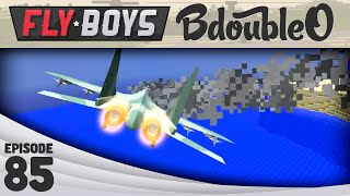 Minecraft Mods - FlyBoys :: Phase 3 Battle Pt. 2 #85 w/ BdoubleO100]