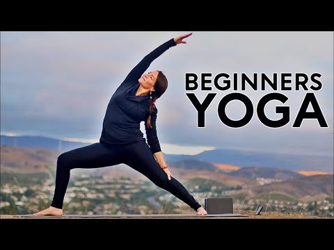 Yoga For Beginners At Home (Weight Loss And Flexibility) 20 min