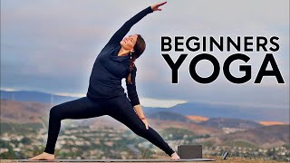 20 Minute Beginners Yoga (For Weight Loss And Flexibility) | Fightmaster Yoga Videos