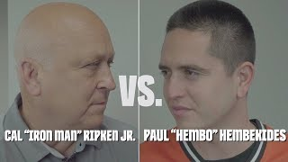 Get up! researcher and mlb legend cal ripken jr. go head-to-head in trivia showdown | get up! | espn