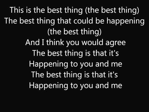 The Best Thing - Relient K (+Lyrics)