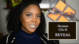 Hermes Clic H Reveal/Unboxing!!!