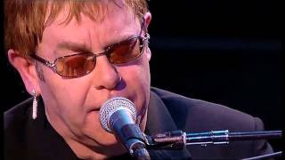 Elton John - Sorry Seems To Be The Hardest Word ( Live at the Royal Opera House - 2002) HD